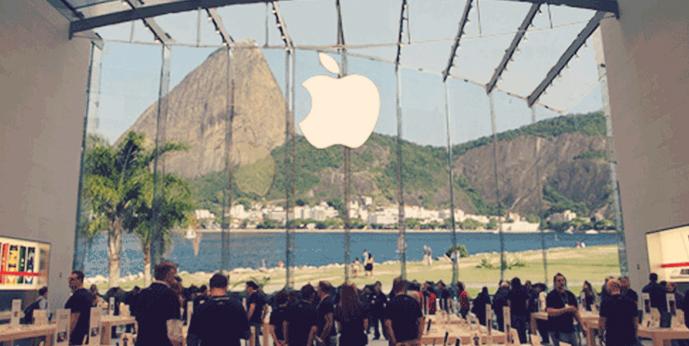 Vagas de emprego indicam que logo teremos a Apple Store brasileira