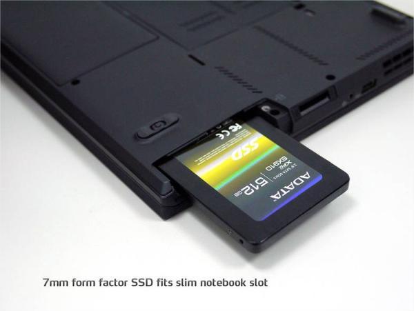 ADATA apresenta SSDs mais finos e mais leves