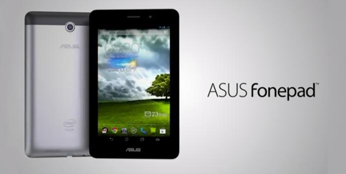 Fonepad, o tablet da Asus que faz ligações, chega ao brasil custando R$1