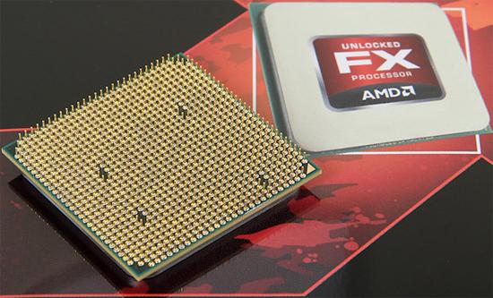 AMD apresenta novos processadores da linha FX
