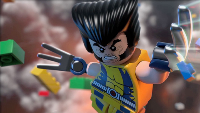 Lego Marvel Super Heroes preview - video