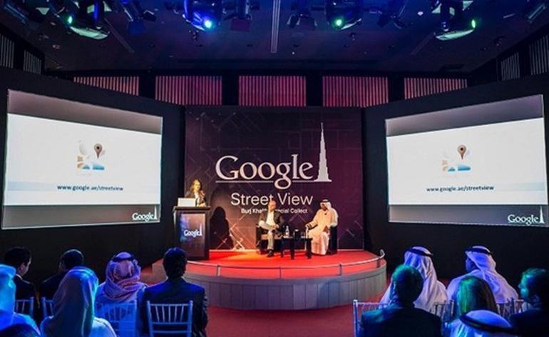 Confira o que o robô da Google estava fazendo dentro do maior prédio do mundo