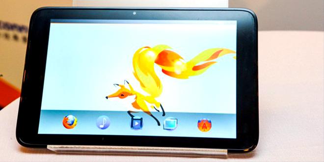 Parceria da Foxconn com a Fundação Mozilla vai resultar em tablet com Firefox OS