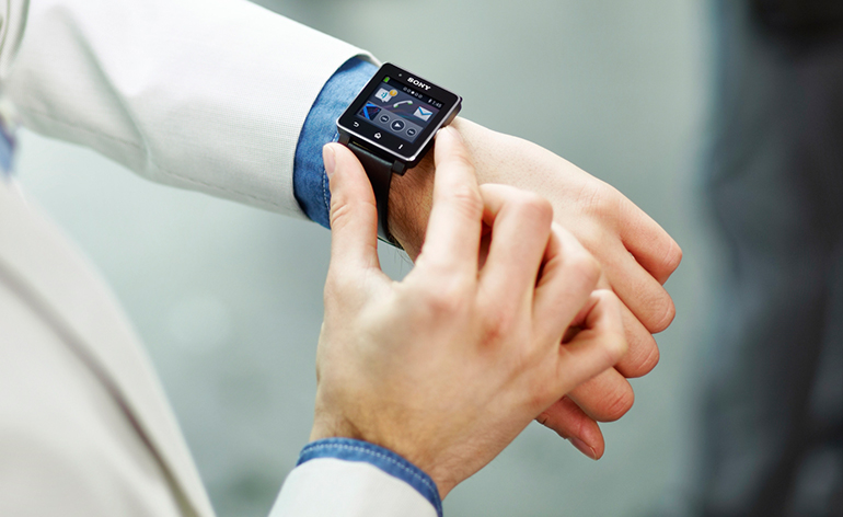 SmartWatch 2 é o novo relógio Hi-Tech da Sony