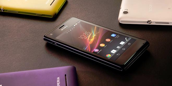 Xperia M o novo smartphone dual-sim da Sony