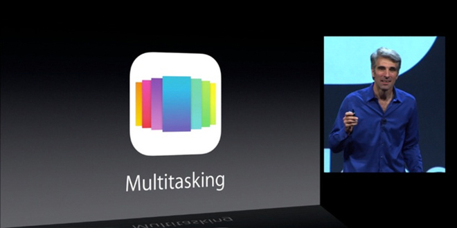 multitrefa ios 7
