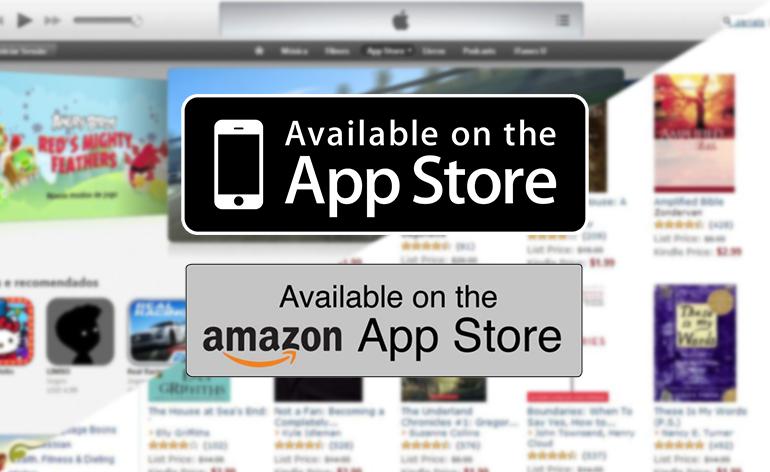 Apple desiste de continuar a disputa judicial pelo nome App Store com a Amazon