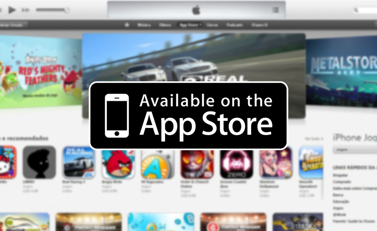 Apps e jogos populares do iOS estão gratuitos, seria em comemoração aos 5 anos de App Store