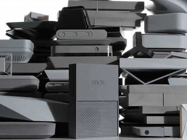 Mais de 30 pessoas trabalharam no design do Xbox One