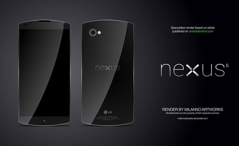 Segundo site chinês, Nexus 5 deve ter as mesmas especificações do LG G2