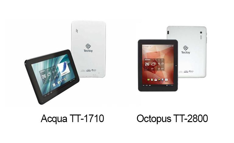 TecToy anuncia dois tablets de baixo custo para o mercado brasileiro