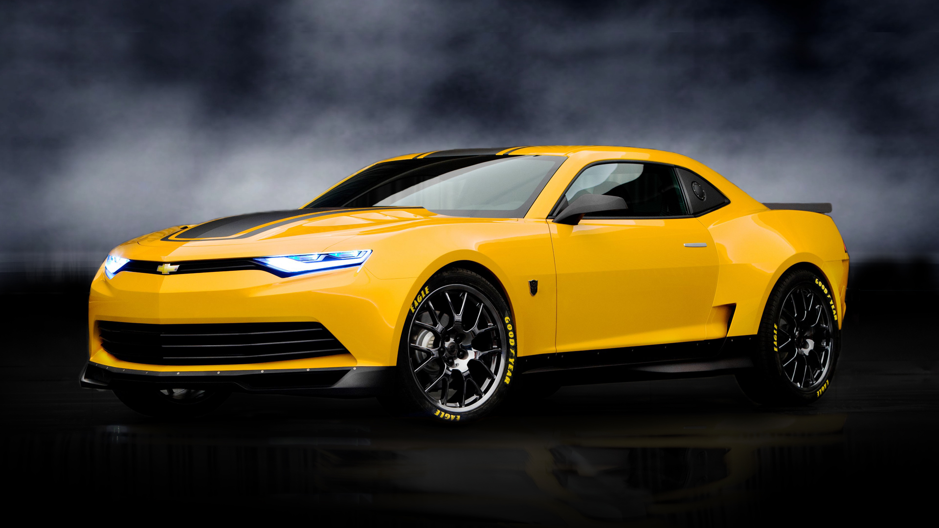 camaro-transformers-4-bumblebee-wallpaper