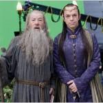 O Hobbit: A Desolação de Smaug – Fotos dos bastidores