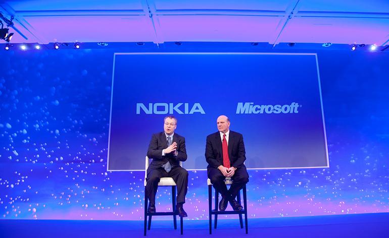 Divisão de dispositivos e serviços da Nokia é adquirida pela Microsoft