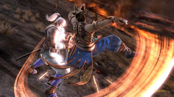 Soul Calibur- Lost Swords