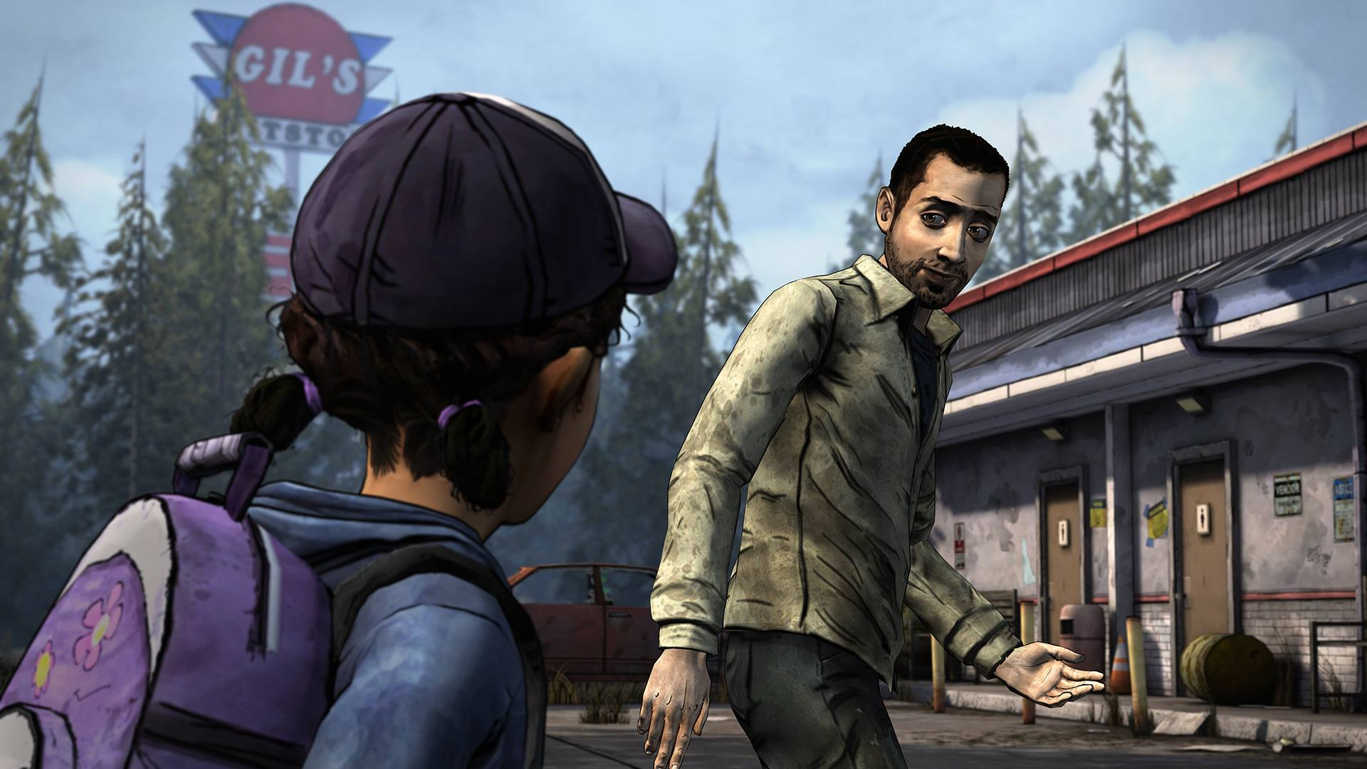 The Walking Dead Season 2 - Episode 2