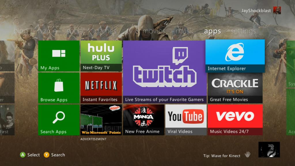 twitch-tv-app-xbox-live