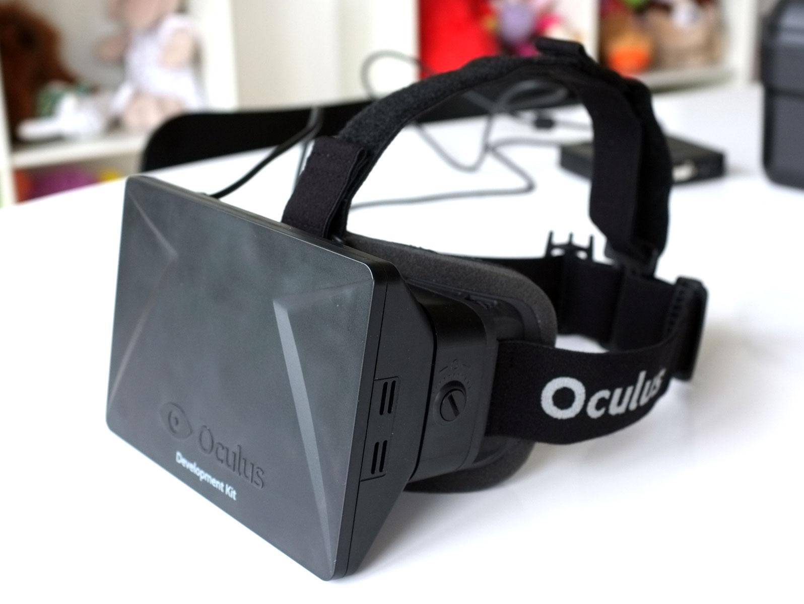 Oculus Rift, o tão aguardado dispositivo de realidade virtual, agora pertence ao Facebook.