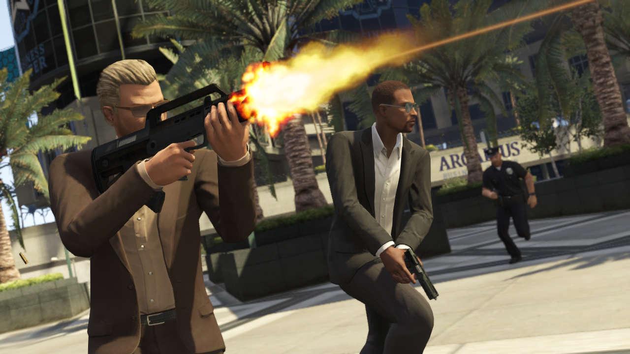 DLC Heist de GTA Online