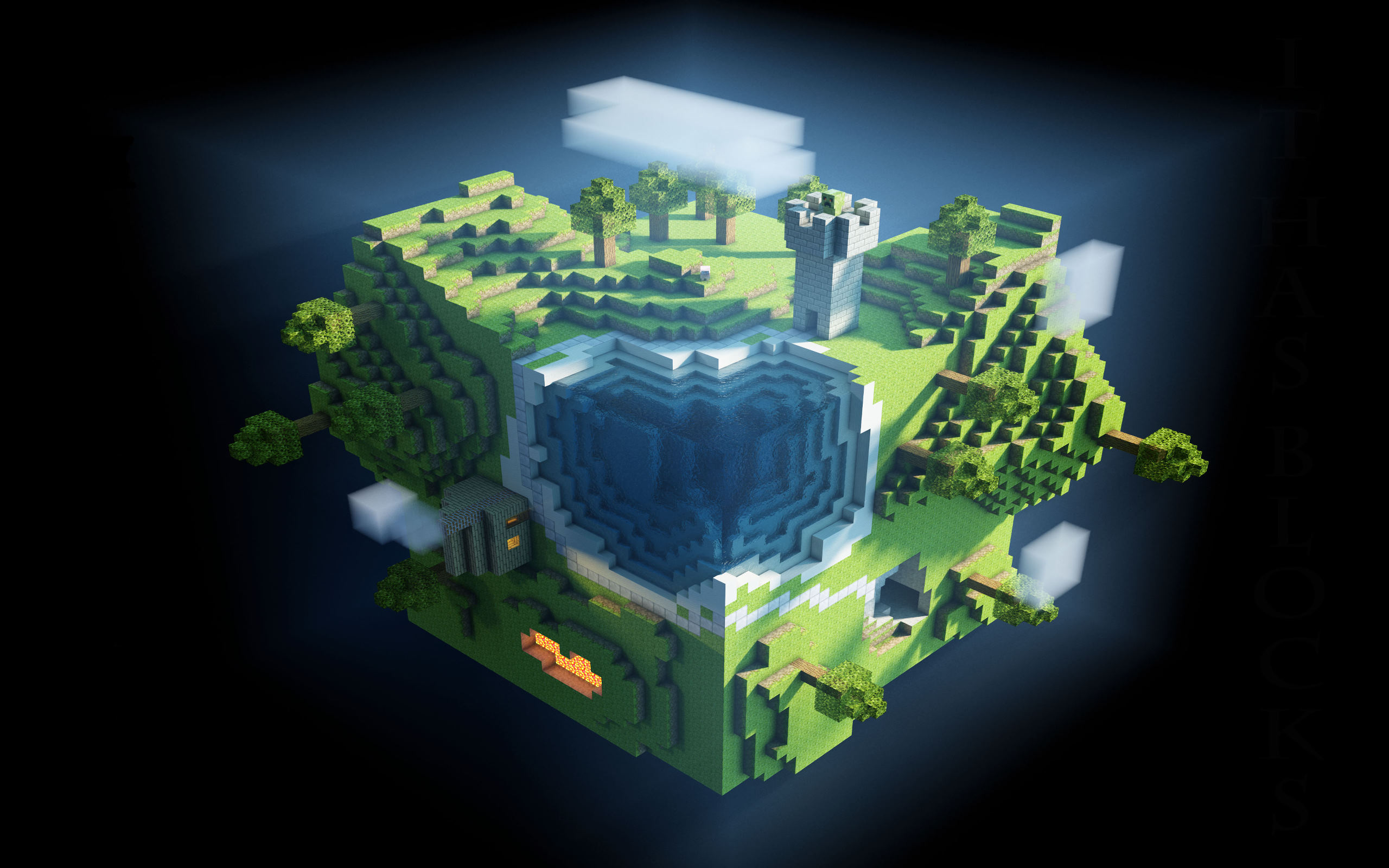 Minecraft-Cube-World-Wallpaper-HD-Minecraft-Wallpaper