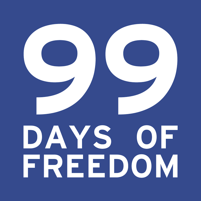 99-days-of-freedom