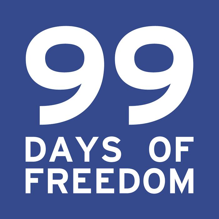 99-days-of-freedom