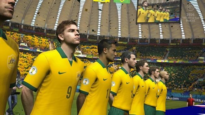 EA Sports Copa do Mundo da FIFA Brasil 2014