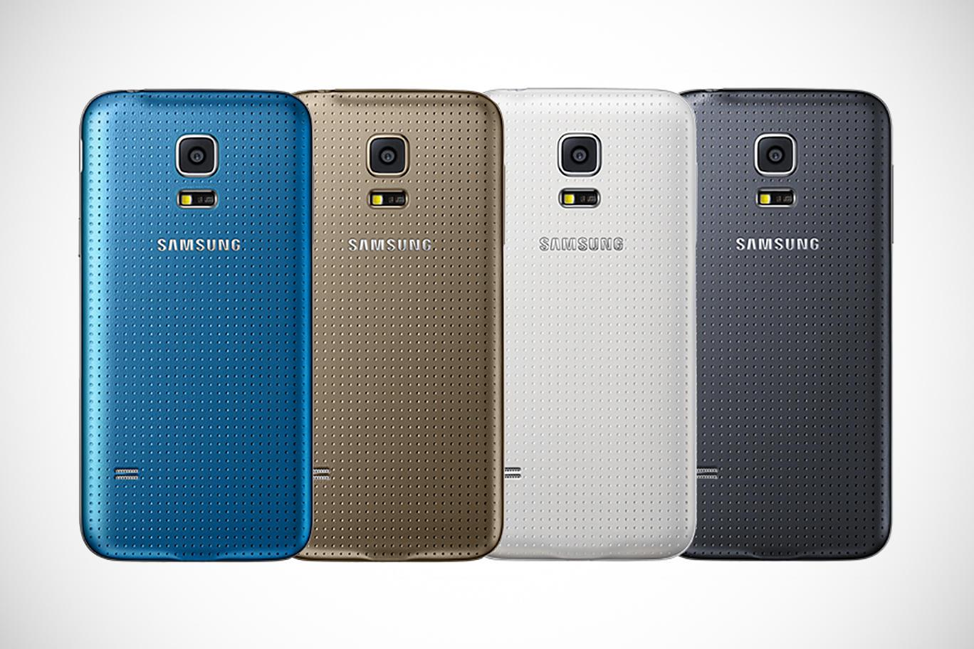 Galaxy S5 Mini w
