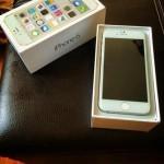 iPhone 6 na caixa