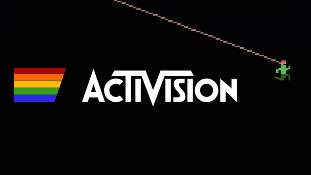 Activision-Pitfall