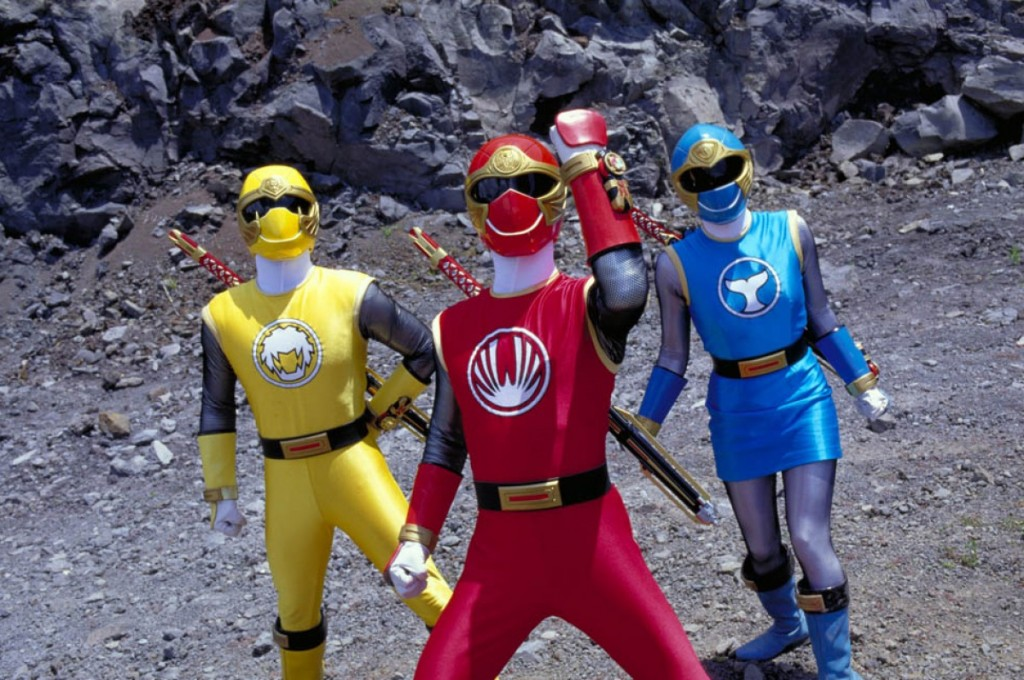 Powers Rangers2