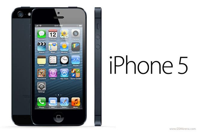 iPhones 5