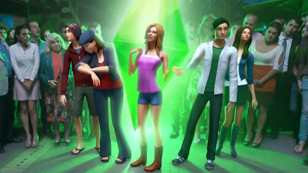 The Sims 4 is here