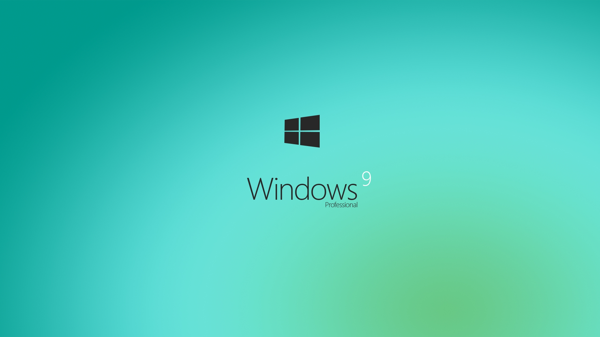 Windows 9 Professional - TecnOdia
