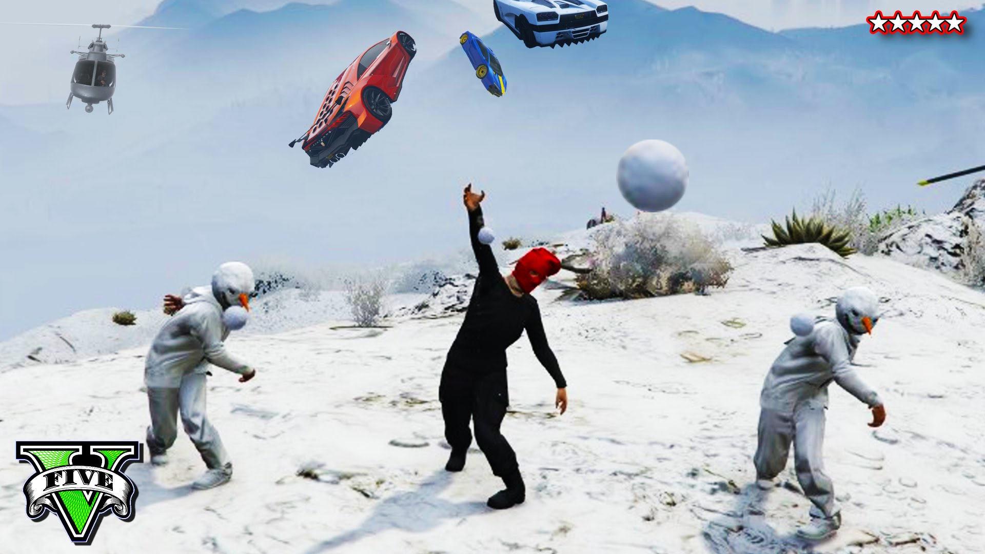 gta-5-2015-snow-day-custom-cars