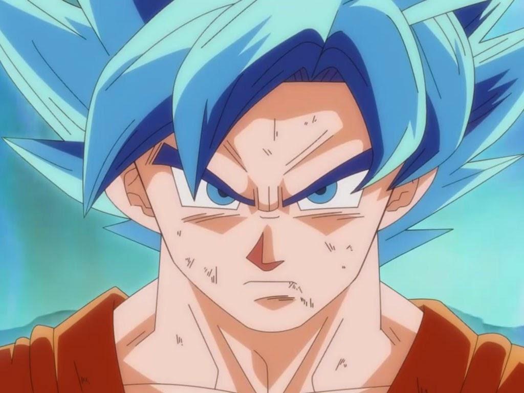Dragon Ball Z - A Ressurreição de Freeza  Nova transformação de Goku foi confirmada
