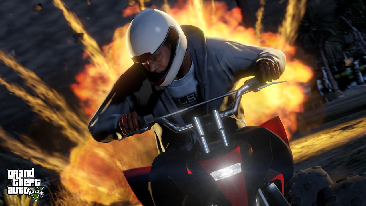 GTA-5-sports-bike-explosion