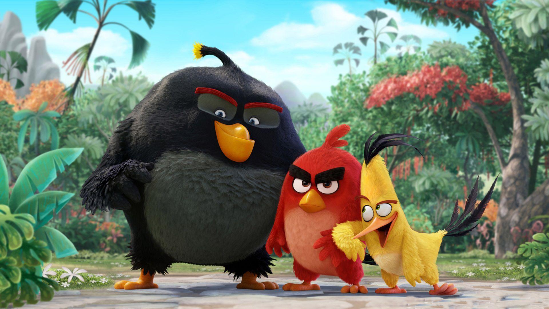 Angry Birds - O Filme Trailer DUBLADO