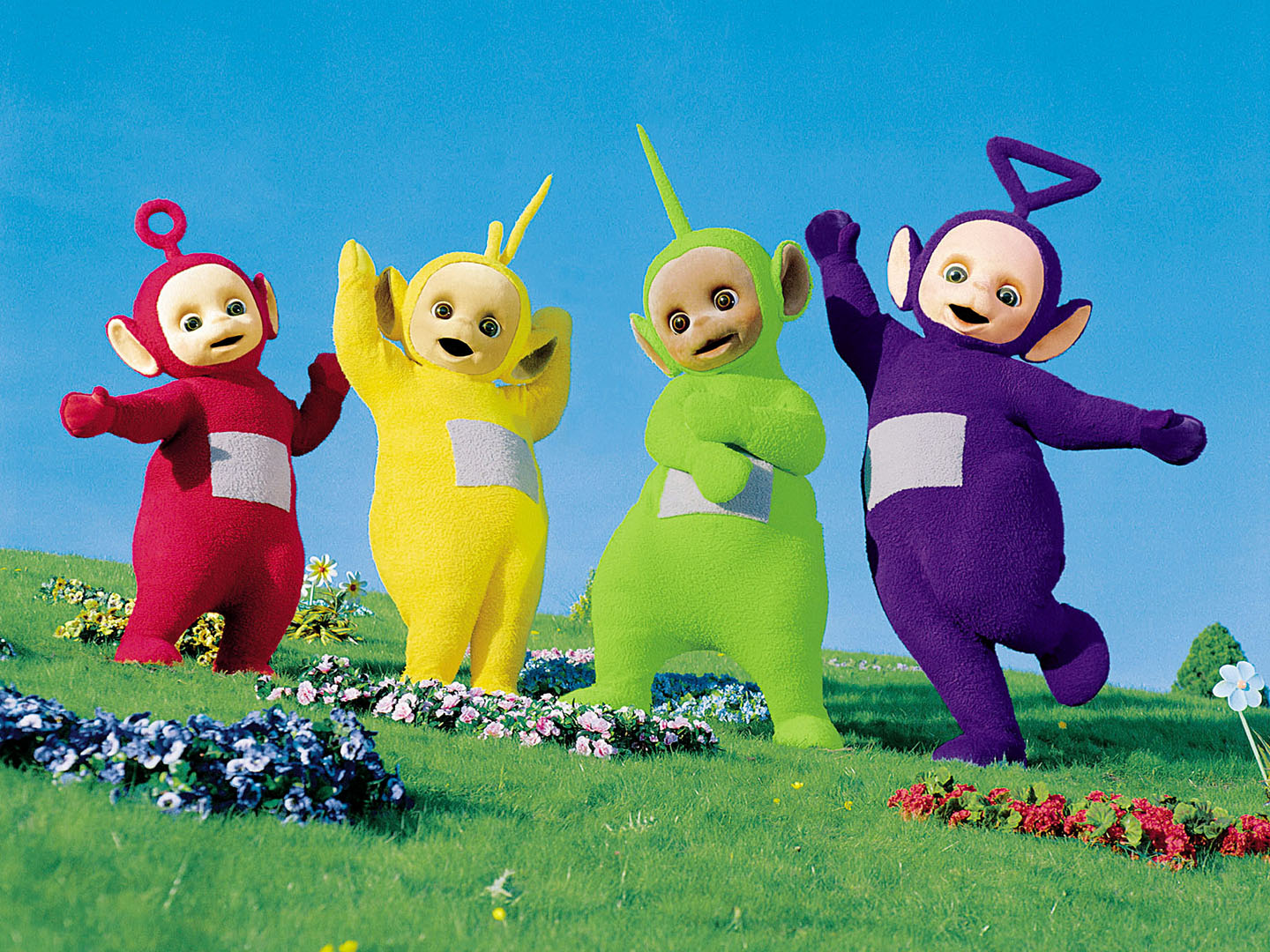 Teletubbies-desnho