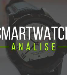 Relógio inteligente NO.1 Sun S2 – Unboxing e Análise