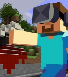 Minecraft chega ao Gear VR