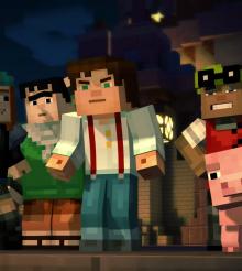 Minecraft: Story Mode Episódio 6