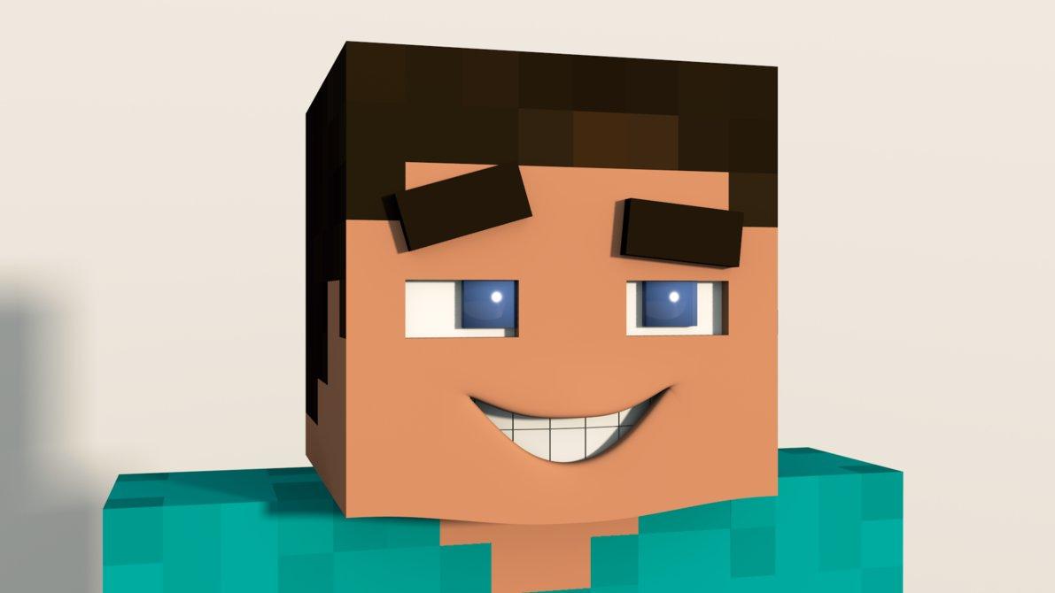 Minecraft_steve-3