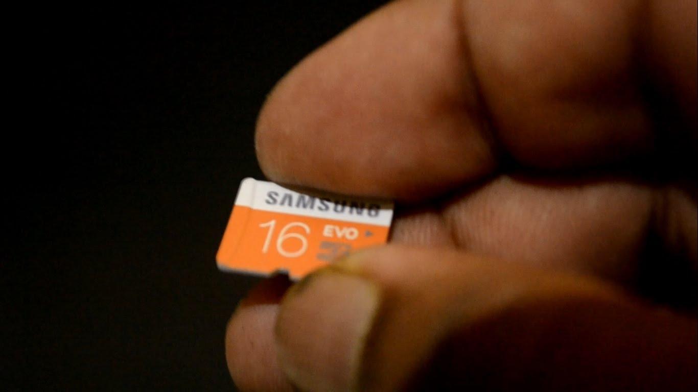 16GB Samsung Class 10
