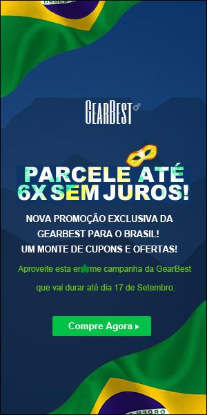 Gearbest promoção em Junho para site principal promotion