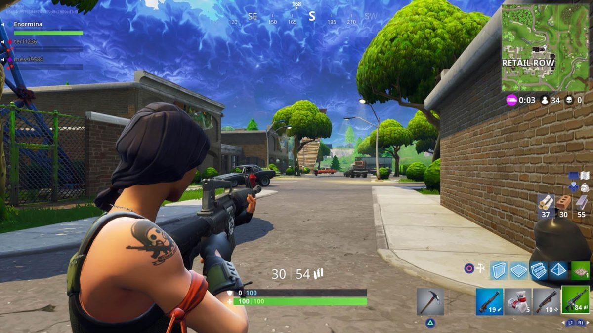 fortnite mobile android lista