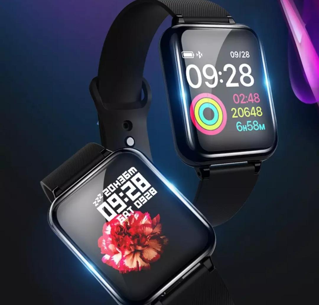 Smartwatch B57 Unboxing Review Portugues – Vale a pena? É bom ...